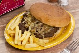 Sándwich Barros Luco Premium