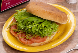 Sándwich Espárragos
