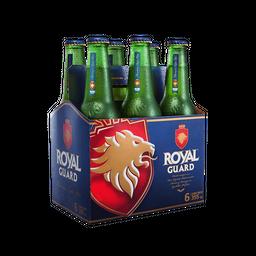 Cerveza Royal Guard Sixpack 6x355cc