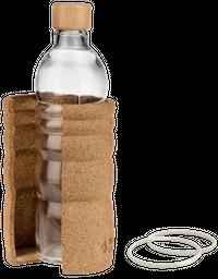 Botella De Vidrio Ecoamigable Unidad