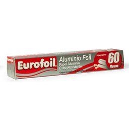 Eurofoil Papel Aluminio