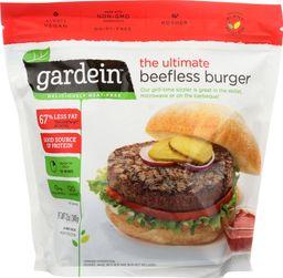 Gardein Hamburguesa Sucedaneo Carne 340 G