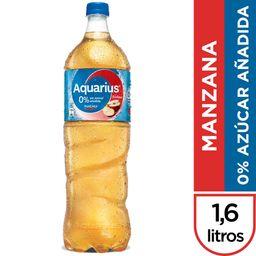 Aquarius Agua Manzana Pet