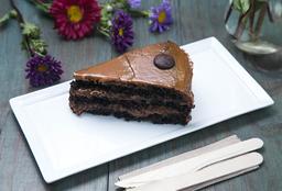Trozo de Torta Chocolate – Manjar.