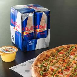 Combo Red Bull
