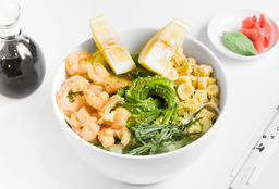 Ebi salad
