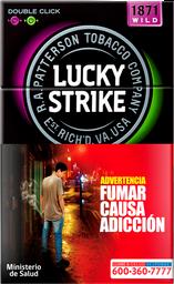 Cigarro Lucky Strike Wild Double Click 10 U