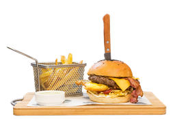 🍔 Médanos Burger