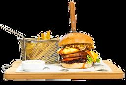 🍔 Cinaruco Burger