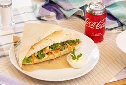 🥪Sándwich Bánh Mì - Pollo, Cerdo o Lomo + bebida