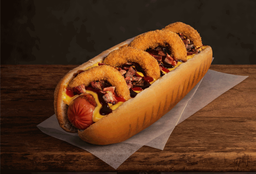 Hotdog 19 cm Vaquero