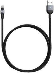 Cable Lightning a USB 1.2 Mt Adam Elements gris
