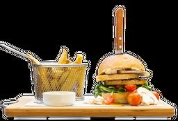 🍔Tovar Burger XL (Hamburguesa Vegana)