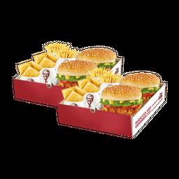 2x1 en Chicken Box SuperCrunch
