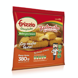 Bastoncitos de Mozzarella