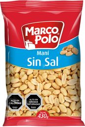 Marco Polo Mani Sin Sal