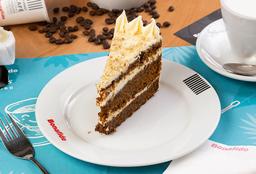Porción de torta o pastel