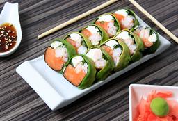 Sushi Sake Ebi Acevichado