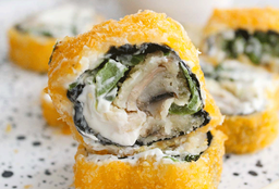 Sushi Fungi Cheese Hot