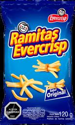 Ramitas Salada Evercrisp 120 Gr