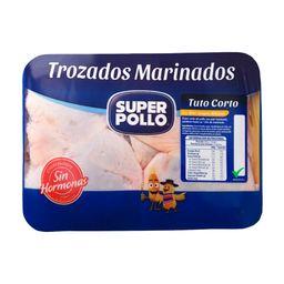 Trutro Corto Pollo Super Pollo Bja Kg