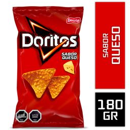 Doritos Queso Evercrisp 180Gr.