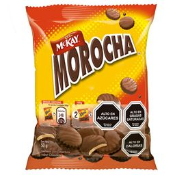Galleta Morocha Mini Galleta Mckay 50 Gr