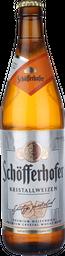 Cerveza Kristal Schofferhofer 500 Cc Bot