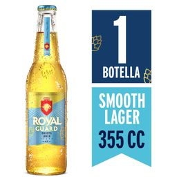 Cerveza Royal Guard Smooth Lager