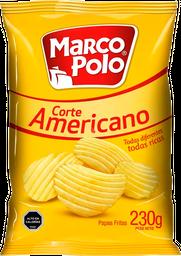 Papas Fritas Corte Amer Marco Polo 250Gr
