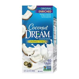 Coconut Dream Bebida De Sin Azucar Caja
