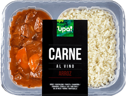 Rappi Lunch Carne al Vino con Arroz