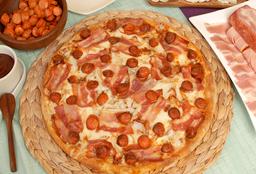Pizza Tejana BBQ