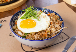 Arroz Thai Con Pollo