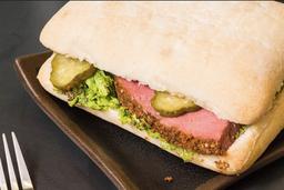 [Menú] Sándwich + Bebida en lata