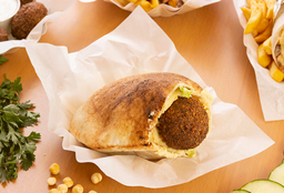 Pita  Falafel (Vegetariano)