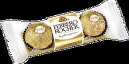 Bombón Ferrero Rocher Triple 37g