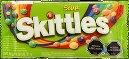 Caramelos Skittles Sour 51g