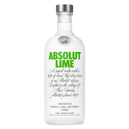 Vodka Absolut Lima 750cc