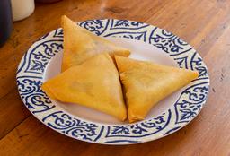 Empanadas Camarón Queso
