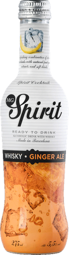 Whisky Ginger Ale Spirit 275 ml