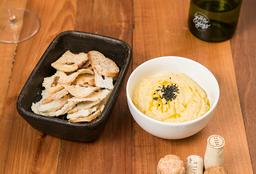 Hummus y Sésamo