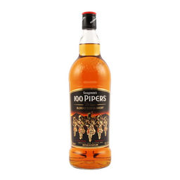 Whiskey 100 Pipers 1L