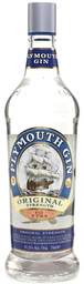Gin Plymouth 700mL