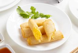 Arrollado queso (4 uniades)