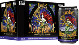Founders Brewing Mosaic Promise Lata x6 Pack