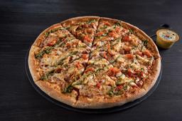 Pizza Chicken Pesto Familiar