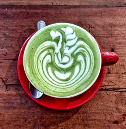 Matcha Latte de Addagio