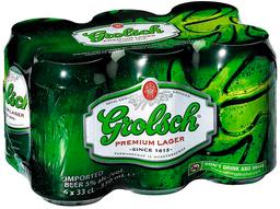 Cerveza Grolsch Sixpack 6 x 330cc Lata