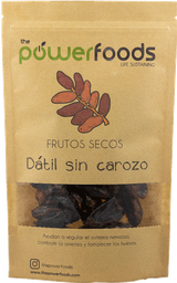 Datil Sin Carozo 500 Gr